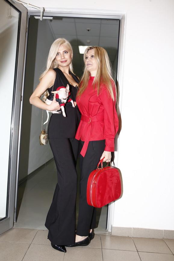Dorotea sa majkom Draganom