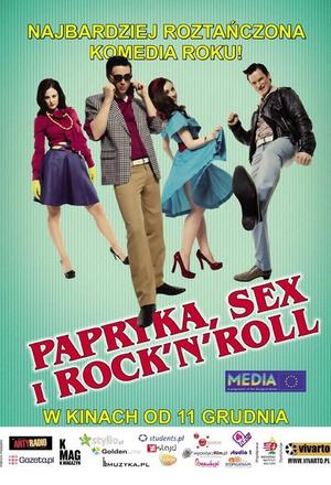 Papryka, sex i rock'n'roll