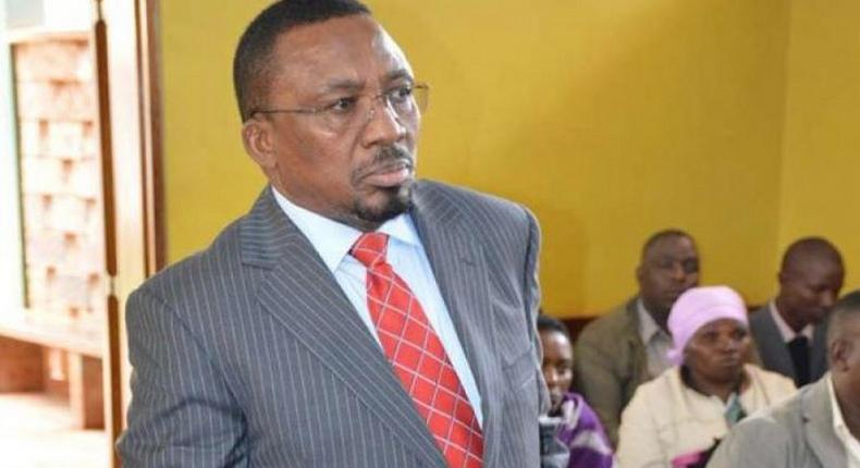 Apostle James Maina Nganga of Neno Evangelism Centre