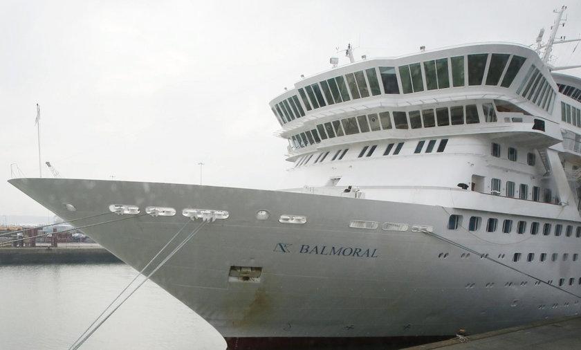 Statek wycieczkowy Balmoral