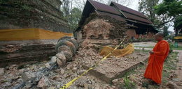 75 osób nie żyje! Tragiczny bilans trzęsienia ziemi w Birmie