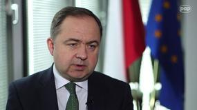 Unijny negocjator ds. Brexitu 20 kwietnia w Warszawie