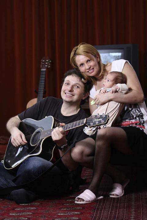 Zijo Valentino i Marta Keler: Beba je stigla u pravo vreme