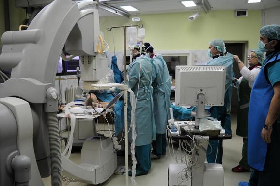Operacija je trajala sat i po, a dete je već nakon 48 sati pušten kući