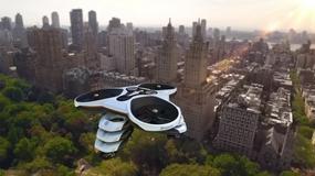 Husqvarna Solea – trawę w parku kosić będą roboty przenoszone przez drony