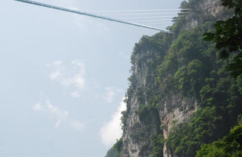 Park Narodowy Zhangjiajie