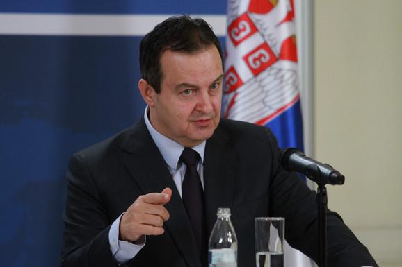 Dačić: Očekuju se pritisci u Berlinu da Beograd i Priština nastave dijalog