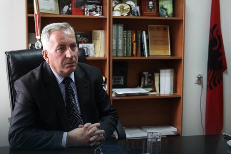 Sramna izjava o pripajanju juga Srbije velikoj Albaniji: Jonuz Musliju