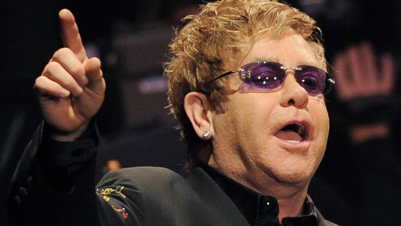 Kto zagra Eltona Johna?