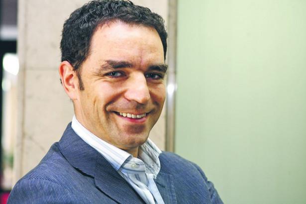 Artur Gostomski, naczelnik wydziału informacji podatkowych w departamencie administracji podatkowej Ministerstwa Finansów