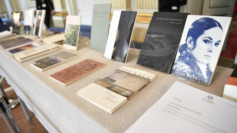 Książki Louise Gluck