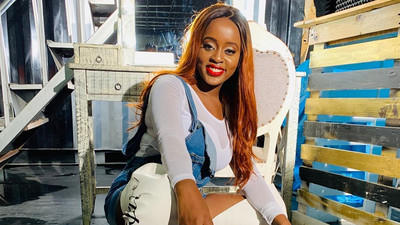 Nadia Mukami's emotional message as she takes a break from social media