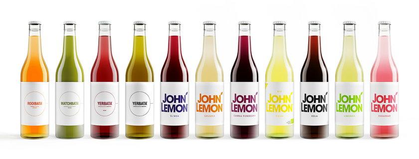 """Lemoniady z serii """"John Lemon"""" znikną ze sklepowych półek"""