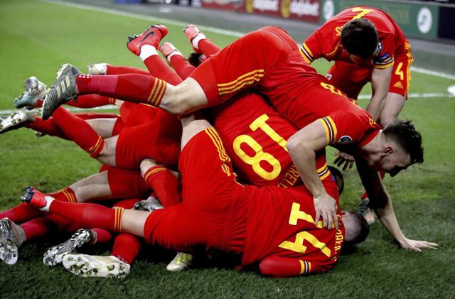 Fudbalska reprezentacija Velsa