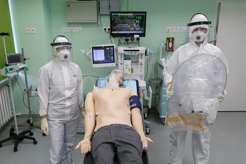 Wynalazki naukowców pomogą walczyć z epidemią