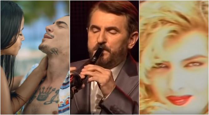 Mili, Bora i Jami