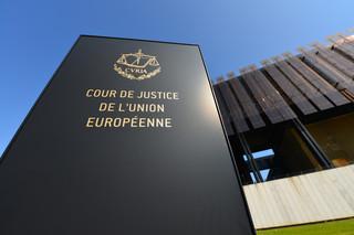 Szymański: Wyrok TSUE w sprawie praworządności potwierdza nasze stanowisko