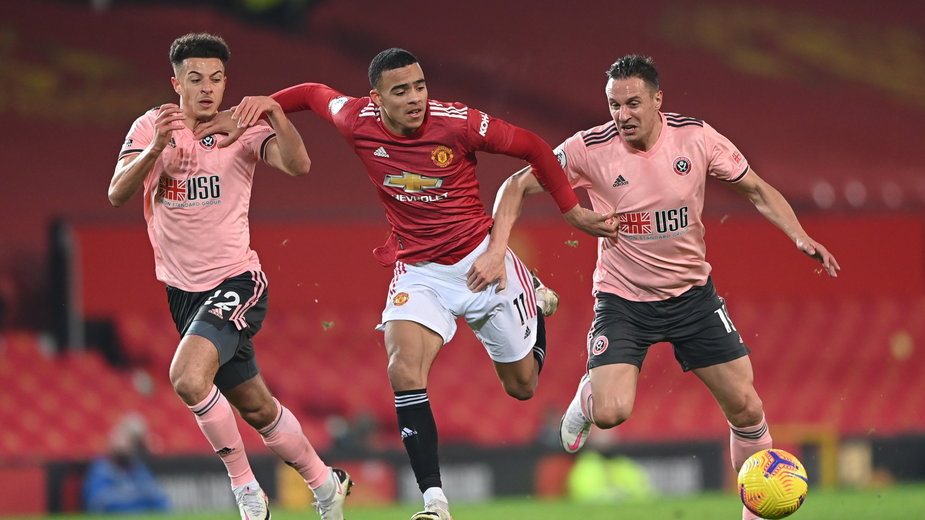 PREMIER LEAGUE Manchester United vs Sheffield United