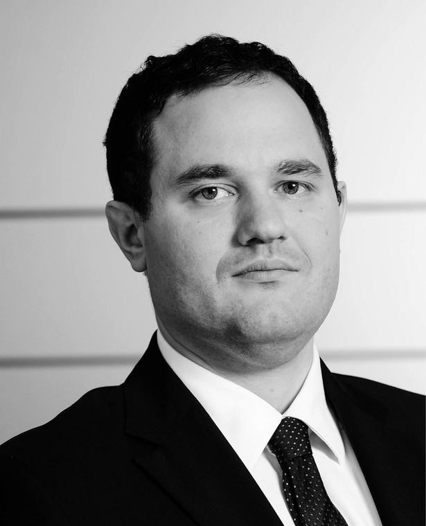 Przemysław Antas radca prawny w kancelarii Antas Legal