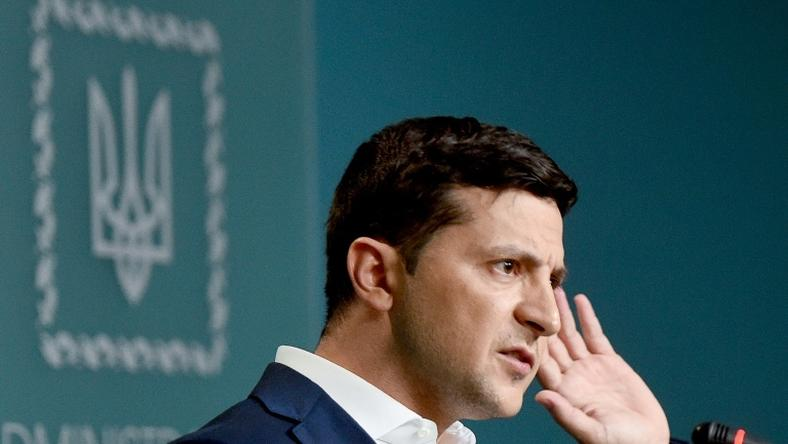 President Volodymyr Zelensky's party 'Servant of the People' is set to win the biggest share of votes in the coming election