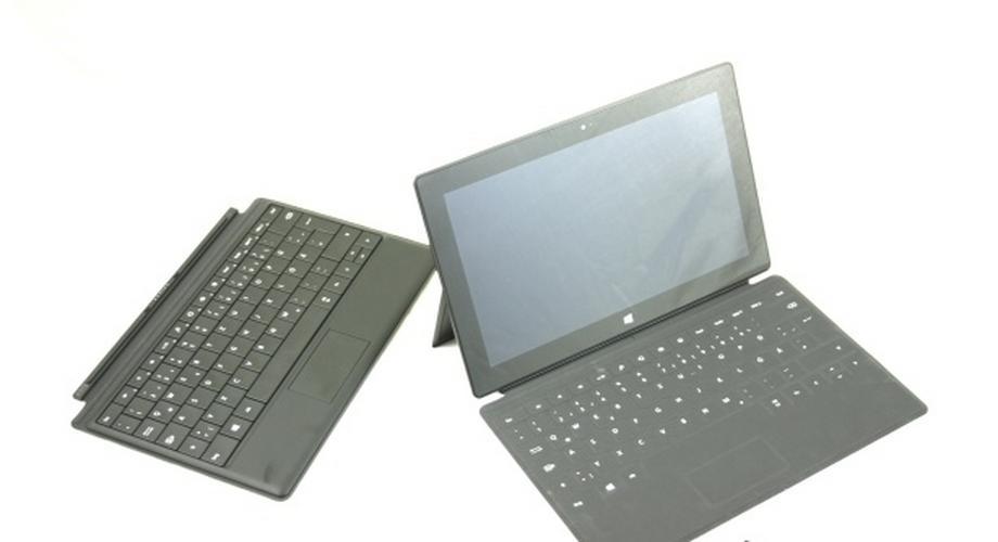 Review: Microsoft Surface für Windows RT