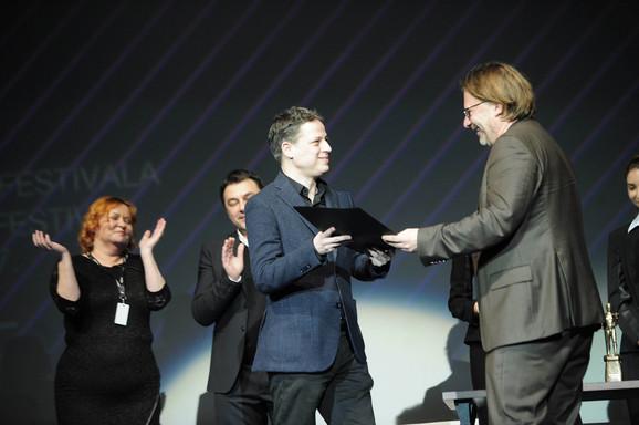 Bojan Vuletić je nagrađen i za najbolju režiju i najbolji scenario