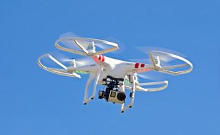Głównym celem dronów do pomiaru jakości powietrza nie jest zwiększenie liczby mandatów