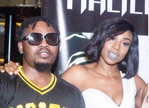 Olamide and Maria Okanrende have a child together.