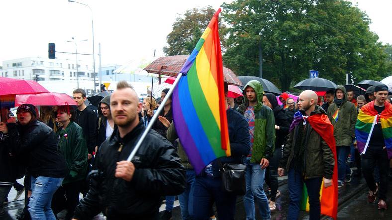 Marsz Równości po raz czternasty przeszedł ulicami Poznania