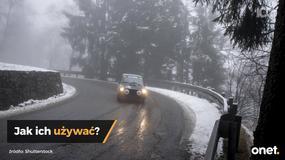 Jak prawidłowo korzystać ze świateł do jazdy w dzień?