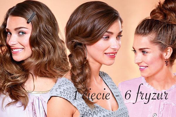 6 Pięknych I Prostych Fryzur Dla Długich Włosów Z 1 Cięcia