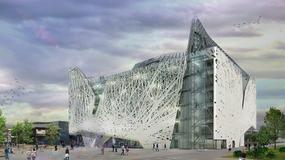 Niezwykły budynek na Milan Expo 2015
