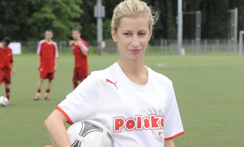 Mecz Gwiazd - Magdalena Schejbal