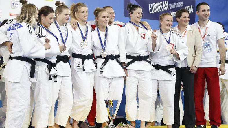 Polskie judoczki