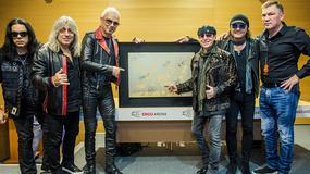 Wyjątkowe zdjęcie Scorpions z autografami na aukcji Wielkiej Orkiestry Świątecznej Pomocy