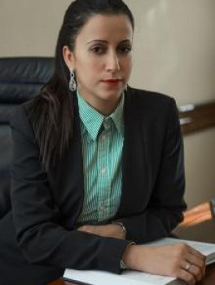 Bojana Lakićević-Đuranović  foto Promo Univerzitet Crne gore