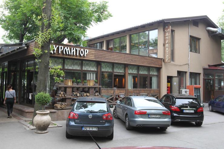 Hapšenje u restoranu Durmitor