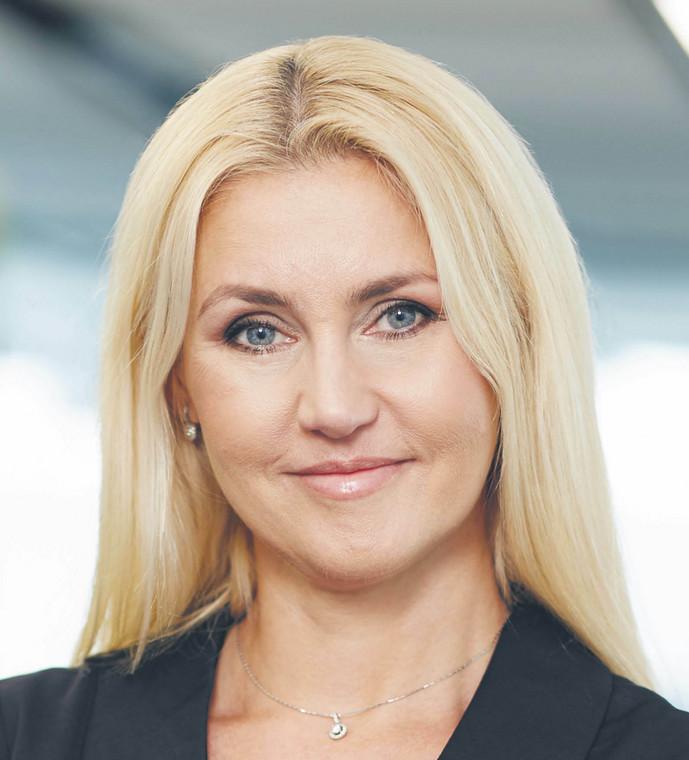Agnieszka Kłos, prezes zarządu Provident Polska fot. Provident