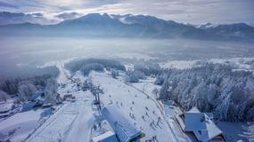 Cztery ośrodki narciarskie na Podhalu połączone jednym skipassem