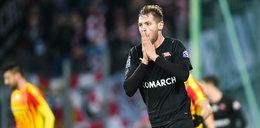 Piłkarz Cracoviizawieszony przez UEFA. Nie zagra do końca przyszłego roku