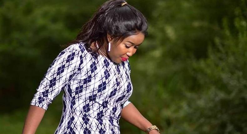 Prophetess Monica Nyambura announces pregnancy