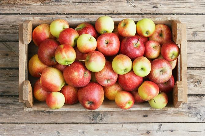 Ne treba vam baš ovoliko jabuka dnevno, ne bojte se