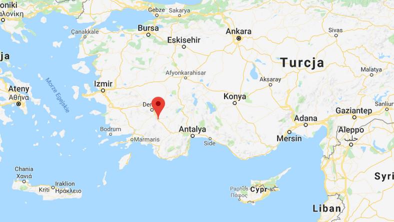 Turcja Trzesienie Ziemi W Zachodniej Czesci Kraju Wiadomosci
