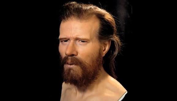 Muškarac je bio star između 25 i 40 godina, mišićav i, naravno, dlakav