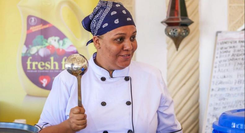 Chef Maliha Mohammed breaks Guinness World Record for cooking for longest hours