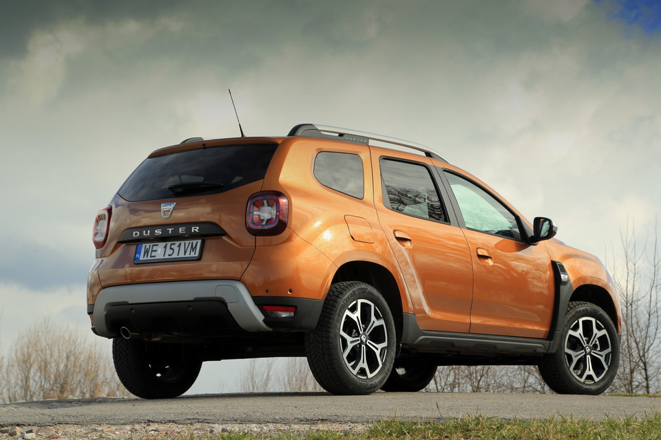 dacia duster 1 3 tce 150 fap nareszcie z mocnym benzyniakiem test. Black Bedroom Furniture Sets. Home Design Ideas