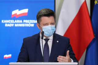 Dworczyk: Polska do tej pory wysłała szczepionki Pfizera do Australii, Hiszpanii i Portugalii