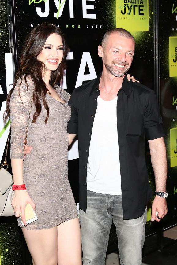Simon de Karić i Tamara Nikolić