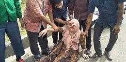 Silne trzęsienie ziemi w Indonezji