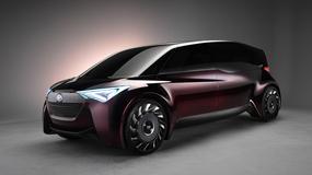 Elektryczna Toyota o dużym zasięgu